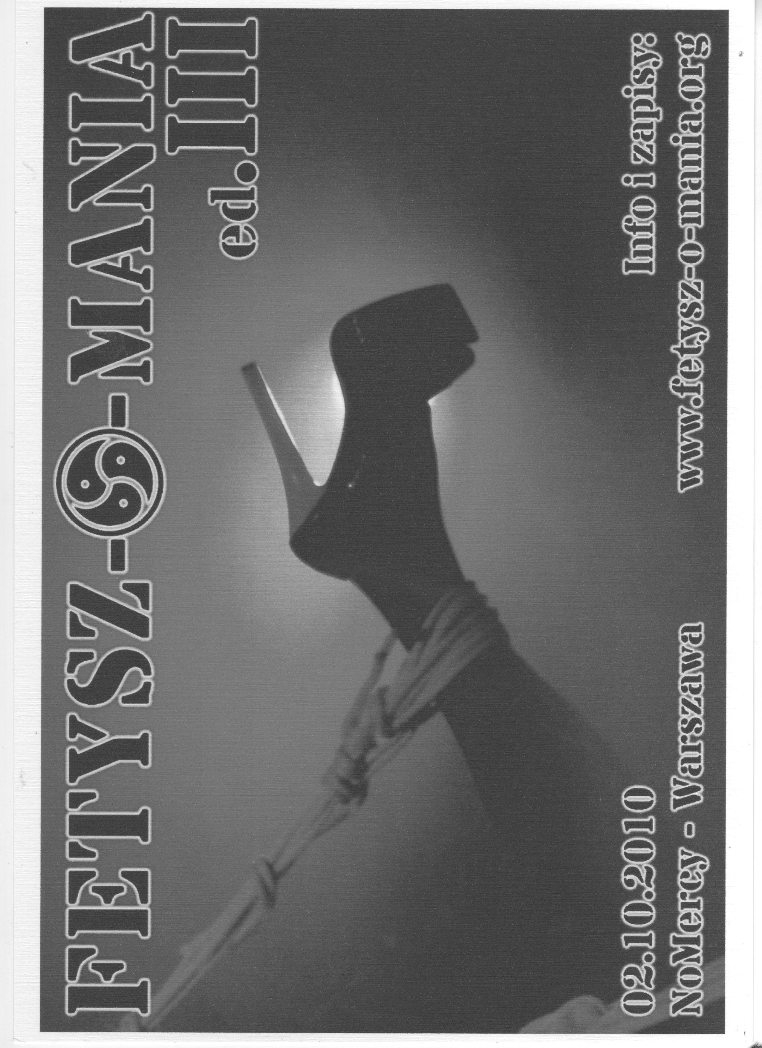 FOM III Plakat 001
