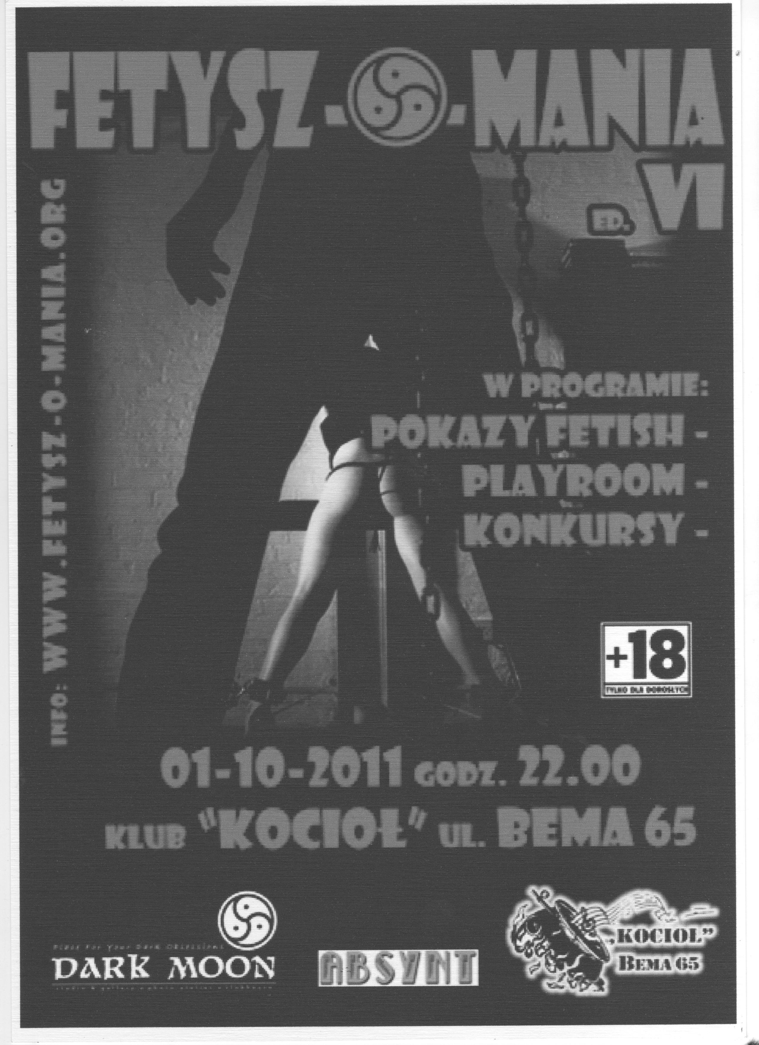 FOM VI Plakat 001