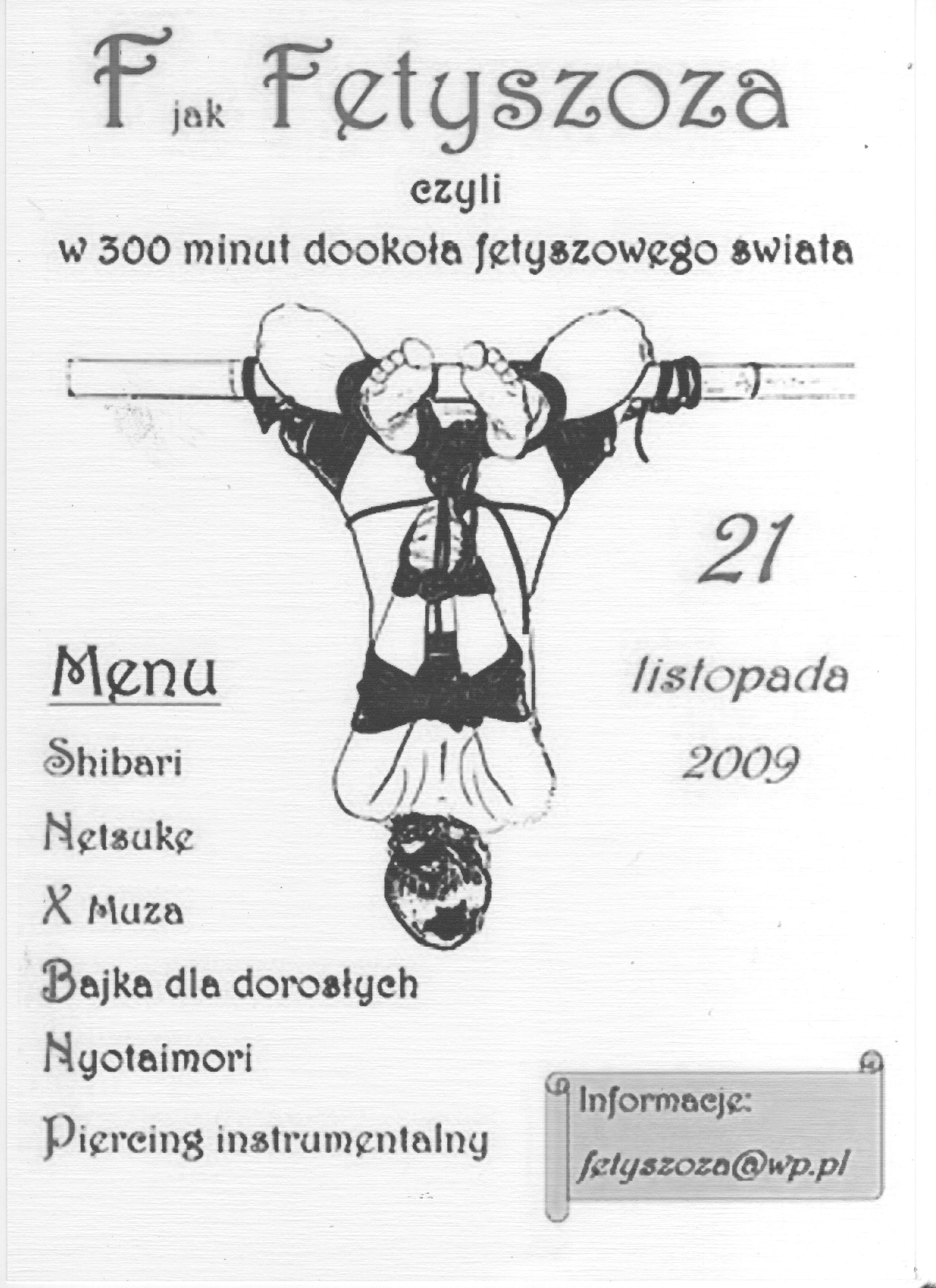 Fetyszoza Plakat 001
