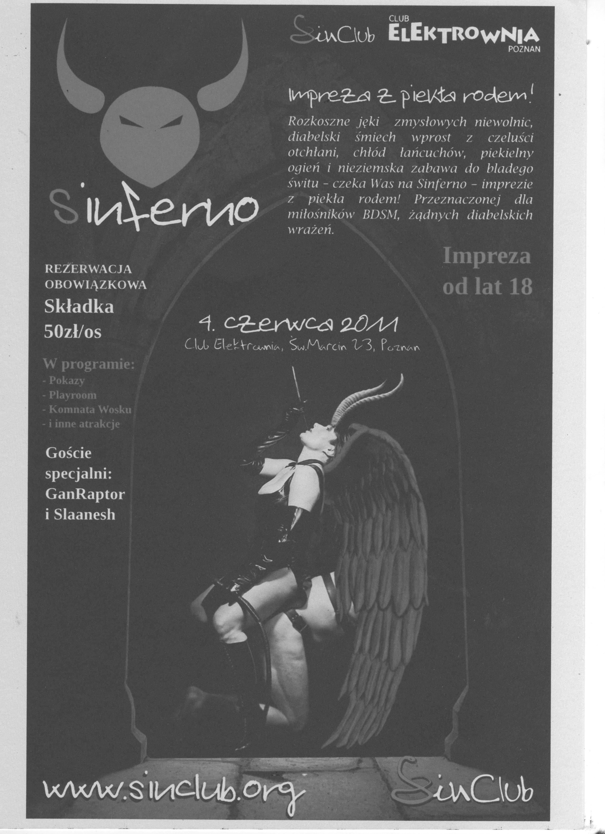 Sinferno 001