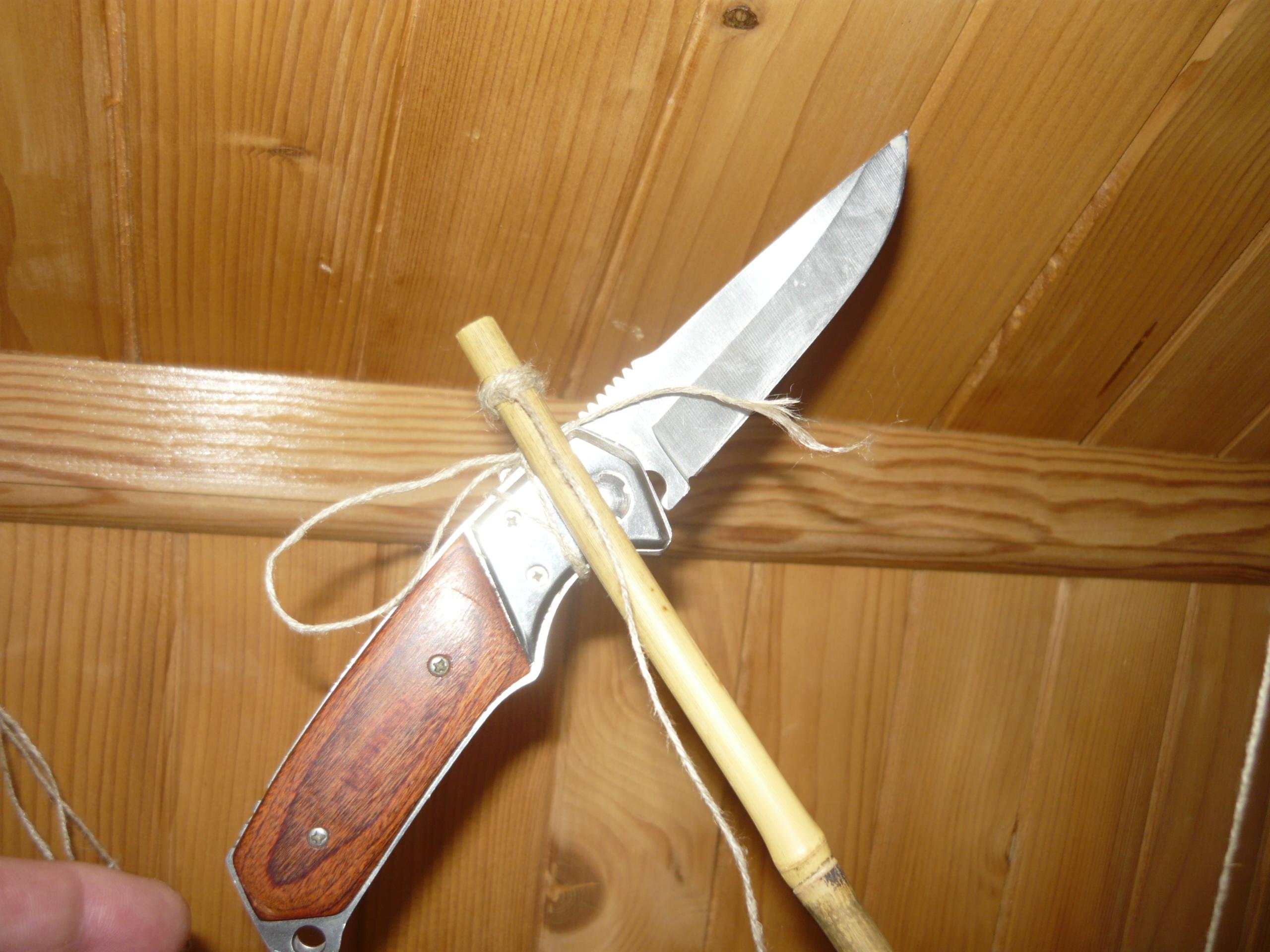 3 mocowanie noża