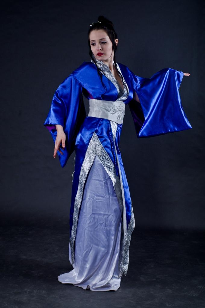 Kimono A 1