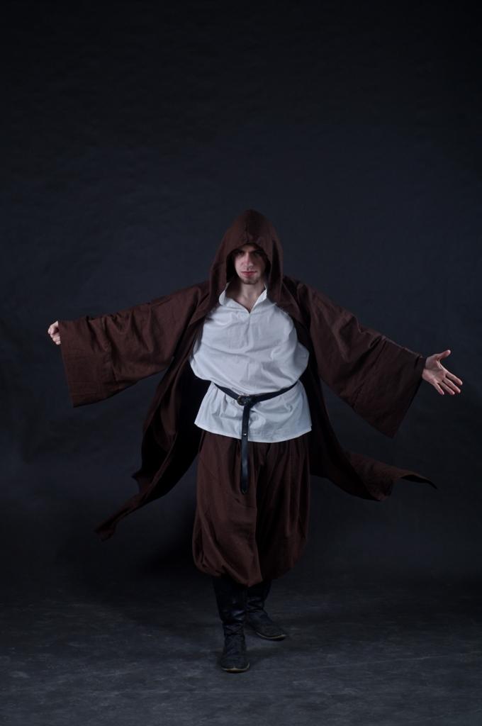 Płaszcz Jedi 8