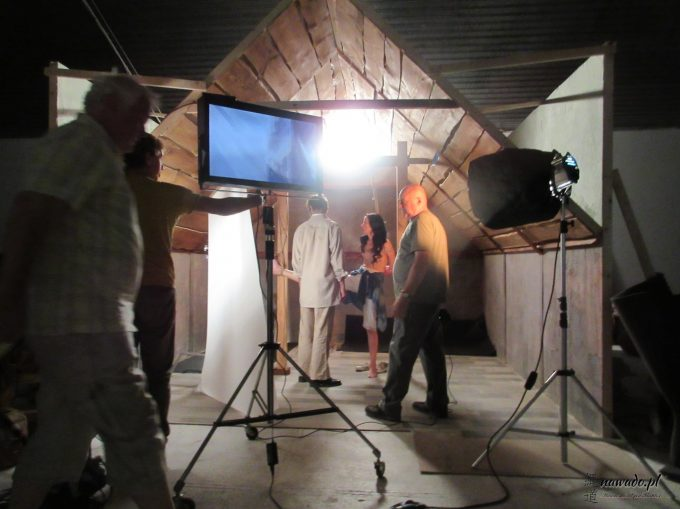 "27.08.2015 r. sceny shibari do filmu ""Picture of Beauty"""