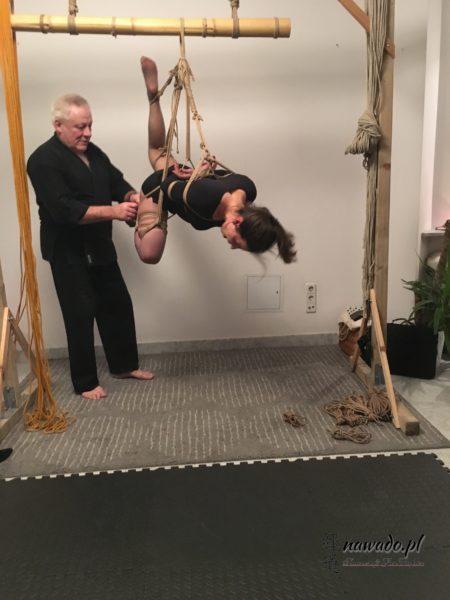 shibari performance, kinbaku performance, bondage, shibari workshop