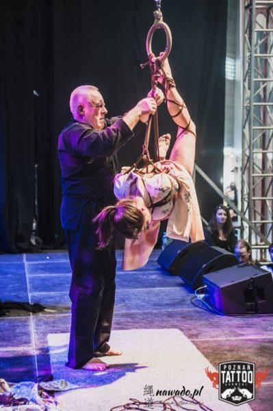 shibari,kinbaku, performance