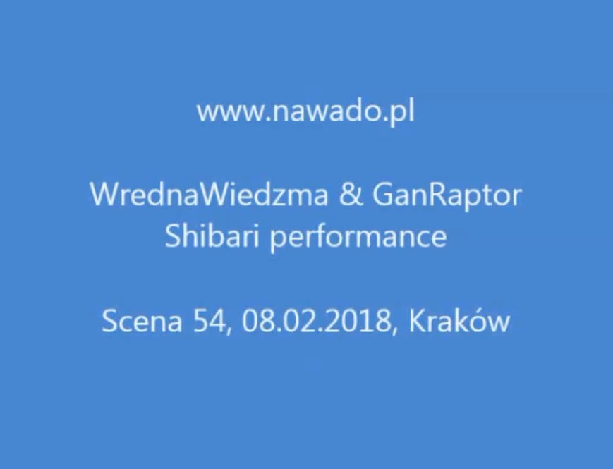 9.1.2.WrednaWiedzma & GanRaptor shibari performance