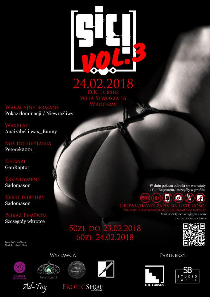 24.02.2018r. SIC III, Wrocław