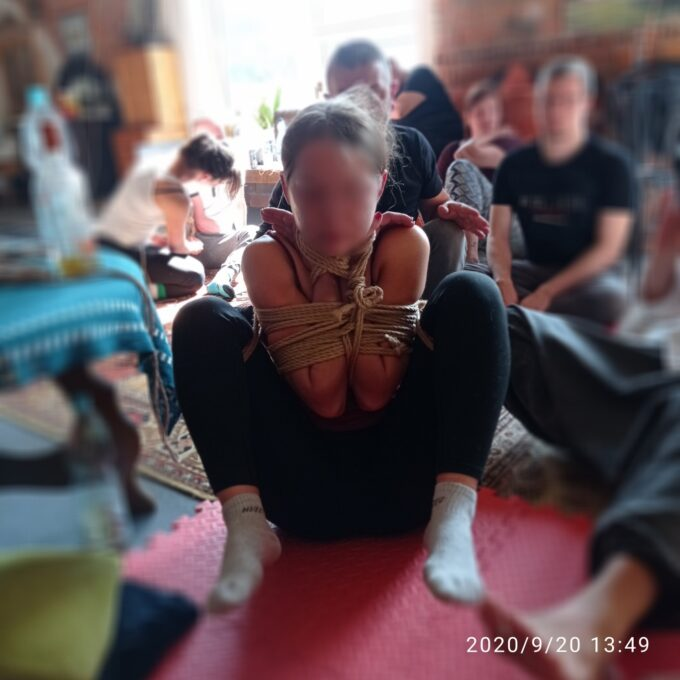18-20.09.2020 r. Shibari Chillout Weekend